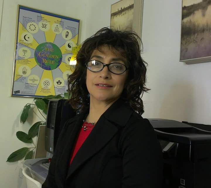 Author Grace Nava